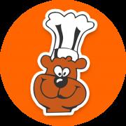 Der Küchenbär
